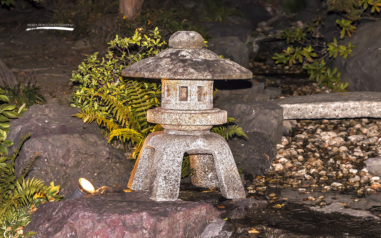 Giardino vintage e giardino giapponese in miniatura - Giardino in miniatura ...
