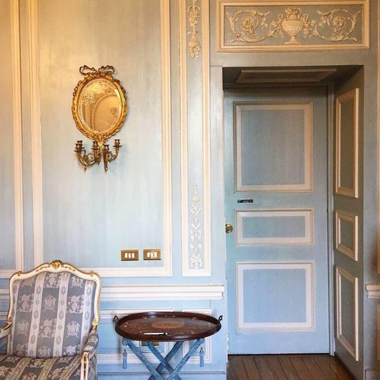 La sala napoleonica3